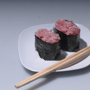 Tuna Salad Gunkan